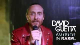Hi from David Guetta | Isle of Dreams Schweiz