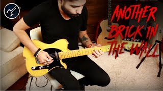 Another Brick In The Wall PINK FLOYD | Christianvib Cover SOLO Guitarra