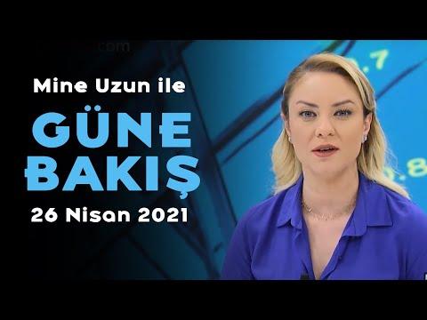 Soykırım çıkışı dış politikaya ne getirir? – Mine Uzun ile Güne Bakış – 26 Nisan 2021