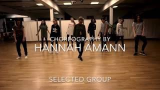 'Wine slow' @Gyptian   Hannah Amann Choreography   Dancehall class