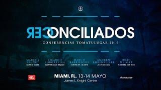 Reconciliados Miami   Promo Marcos Brunet Toma tu Lugar