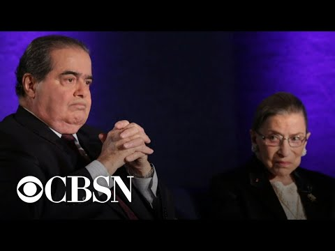 Antonin Scalia's son on his father's
