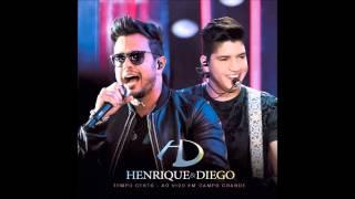 Eu To Sabendo (Part - Turma do pagode) - Henrique e Diego (Ao vivo em Campo Grande )