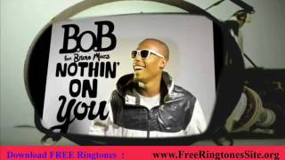 Nothin' On You - B.o.B feat. Bruno Mars (Full Song + Lyrics ) HQ