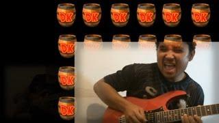 Stickerbrush Symphony - Bramble Blast - Donkey Kong Country 2