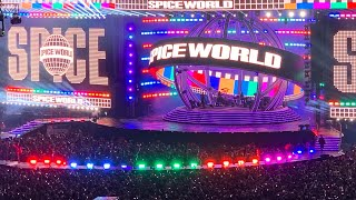 Spice Girls WANNABE Live Manchester May 29th 2019 SPICEWORLD Tour Amazing Sound!!