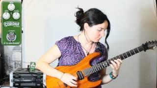 Tc Electronic, Corona Mini Chorus : Mike Stern style sound