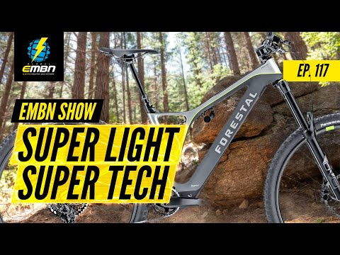 Groundbreaking E Bike From Forestal & Cedric Gracia Interview | The EMBN Show Ep. 117