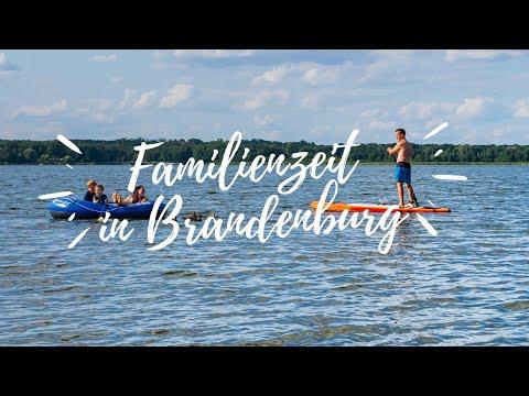 #Familienzeit: Urlaub für die ganze Familie in Brandenburg