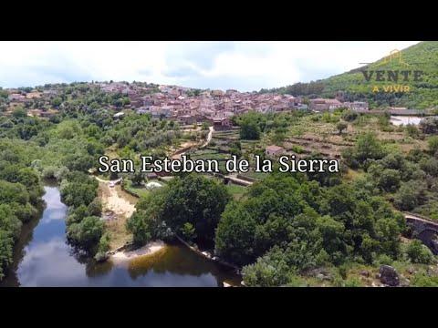 Video presentación San Esteban de la Sierra