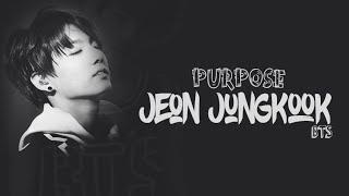JungKook (BTS) - Purpose [Lyrics Sub Español + Sub English] HD
