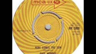 paul monday - here comes the sun