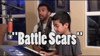 "Guy Sebastian and Lupe Fiasco, ""Battle Scars"" - Cover by Myke Charles and JD"