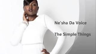 MIGUEL  SIMPLE THINGS NESHA DA VOICE COVER