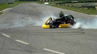monster kart 600 cc 600cc honda aprilia burnout go