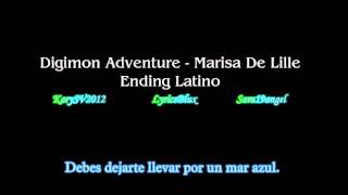 Digimon 1 Ending Latino
