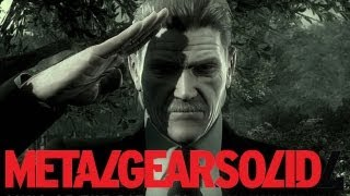 Metal Gear Solid 4 ~ The Best is Yet to Come