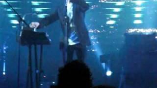 Massive Attack Live@Conegliano 08.11.2009 Karmacoma