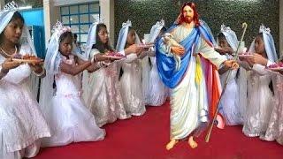 प्रभु की आवाज़ सूरज मेरी Aatma / हिंदी ईसाई गीत /