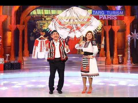 Vasile Muraru și Valentina Fătu - Ce frumoasă-i ţara mea