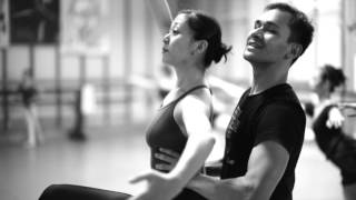 Perry Sevidal summer intensive rehearsals, March 03, 2016