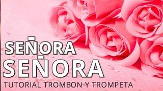 SEÑORA SEÑORA Tutorial Trombon Y Trompeta