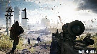 Battlefield 4 Poradnik Misja 1: Baku- Nieśmiertelniki/Broń