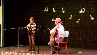 Flauta - Professor Alexandre e Renato Belli - É Fantástico 4