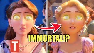 The Secret History Of Disney's Rapunzel From Tangled