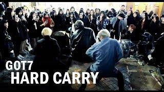 "DOB(디오비) ""갓세븐(GOT7) - 하드캐리(Hard Carry)"" 안무(Dance) Cover (홍대 버스킹)"