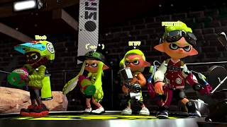 Splatoon 2 - Clash Blaster Gameplay (Turf Wars)