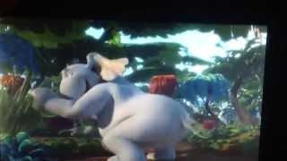 Horton's twerking