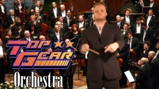 Musica Top Gear Orquestrada - Orquestra toca a música do Top Gear