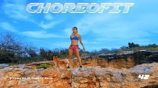 100 Squat Challenge | ChoreoFit