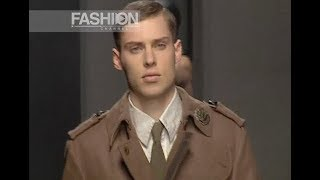 ANDREW MACKENZIE Fall Winter 2005 Menswear Milan - Fashion Channel