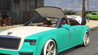 NLE CHOPPA - SHOTTA FLOW 2 ( GTA MUSIC VIDEO ) ( BY KVNG MALVO )