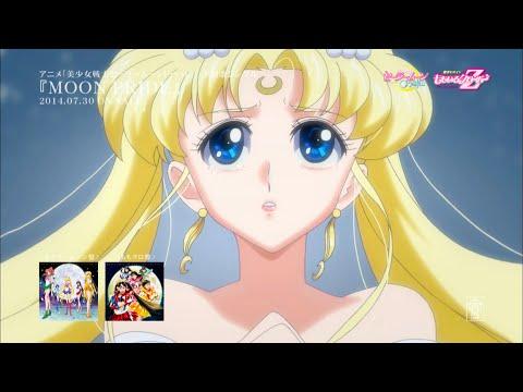 Moon Pride de Sailor Moon Letra y Video