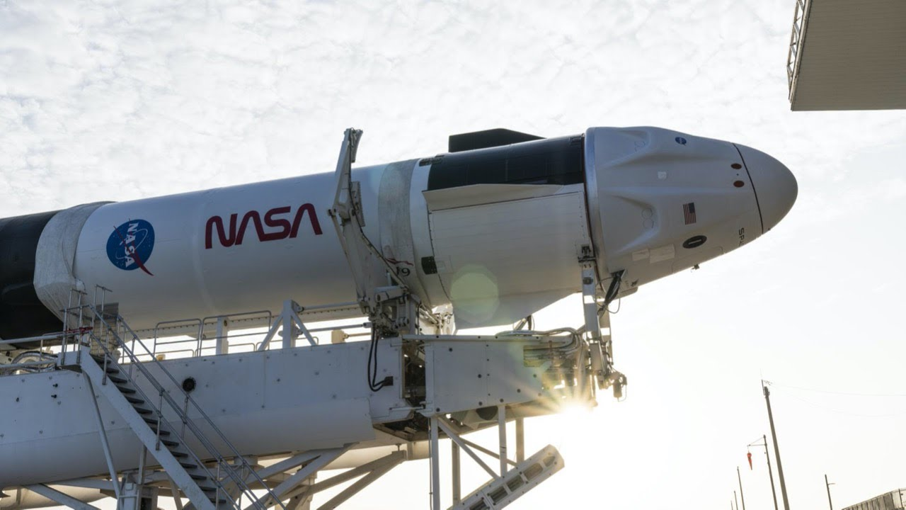 Mission Update: NASA's SpaceX Crew-2 Launch