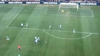 Argentina - Messico 3-0 Gol Tevez 27-6-10