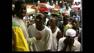 Sierra Leone - Residents live on edge after coup