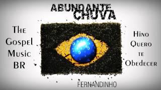 Fernandinho - Quero te Obedecer