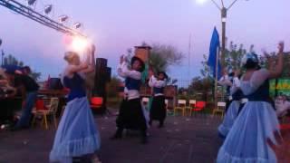 ballet folklorico . Los Cerrillos Uruguay Festival de la Música