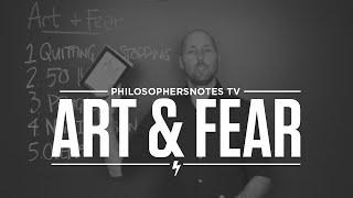 Passion = Art + Fear