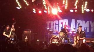 "Tiger Army ""Forever Fades Away"" live"