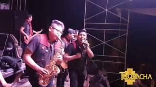 Taqpacha Bolivia - La orquesta Tunantada en vivo