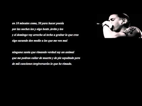 Asi Mismo English Lyrics de Canserbero Letra y Video