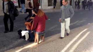 Musica com Alma no Chiado (Lisboa)