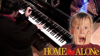 Home Alone : Main Theme - Somewhere in my memory - Virtuosic Christmas Piano Solo | Léiki Uëda