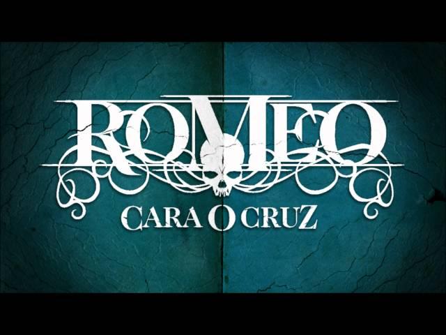 Video oficial de Romeo cara o cruz