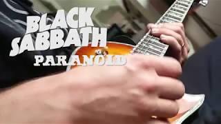 Black Sabbath - Paranoid (Intro Cover)